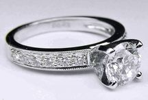 Engagement rings / Rings that I will love to have