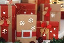 HO HO HO! / Christmas ideas galore! / by Laura Boothby