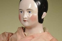 China head dolls / by Linda Little