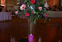 Weddings at Rivercrest / We've been the florist for a number of weddings at Rivercrest Golf Club in Phoenixville, PA.