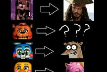 These are the voice inpristion of each anamotronic / Check it out plz me me mw me djendhhd