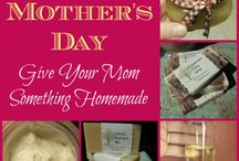 Mother's Day / Gift ideas that you can do yourself!