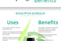 Essential oils and benefits