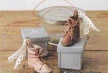 mini zapatos