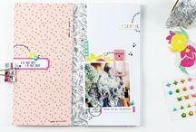 Scrapbook: Traveler's Notebook