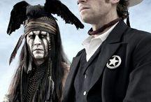 The Lone Ranger 2013!
