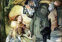 Fairytale -Hansel and Gretel