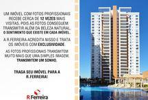 R.FERREIRA / Imobiliária localizada no Nova Campinas com ampla moderna estrutura , equipe especializada e fotos profissionais !