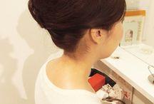 ウェディングヘアNG