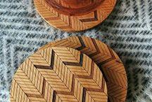 wooden voo