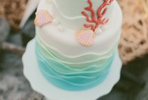 Summertime Cakes, Cookies and Cupcakes / Beach, ocean and summertime cakes, cookies and cupcakes.