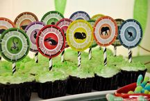 Wild Kratts B-Day Ideas / Ben's 5th Birthday Wild Kratts Style!! / by Hannah Carbonneau