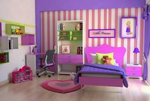 Νεανικά δωμάτια!!