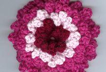 Crochet flowers / by Jackie Hood