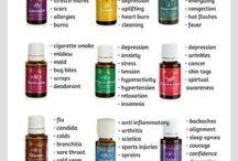 Essential Oils / by Jennifer Willbur