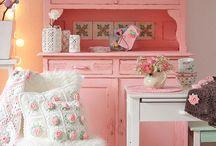 Möbel und Dekoration