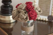 DIY: Burlap / by Beverly Lane