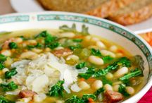Soups, Stews, Skillets,Chiles and Sauces / by Connie Zielinski