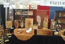 Yandles Woodworking Show - April 2014