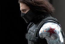 The Winter Soldier/Bucky Barnes/Sebastian Stan