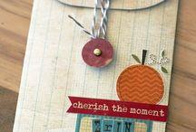 paper scissors string fabric / by designlou