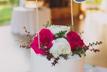 Smaller wedding cakes - inspiration