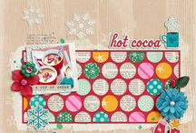 Scrapbook Christmas  / by Emma Harrison