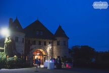 Larz Auto Museum Wedding / Here are some of our favorite photos from this gorgeous park wedding venue in Boston, the Larz Anderson Auto Museum!
