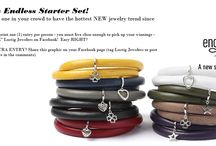 Endless Jewelry #BuildYourOwn / The most exciting new customizeable jewelry line from the creator of #Pandora!