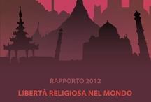 EVENTI ACS / Incontri e conferenze sulla libertà religiosa