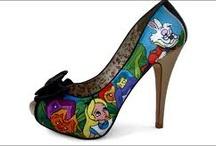 Arte en el calzado / by MMCL