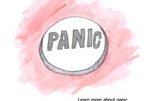 Anxiety / A collection of resources that have been helpful to me personally, in dealing with my experience of anxiety disorder. I hope they are helpful to others too.