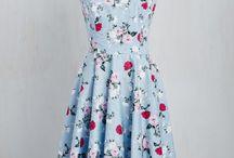 vestidos teff