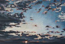 Paintings: Sky