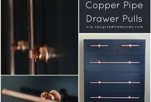 Copper for interiors