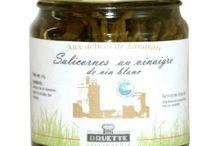 Terre & mer / Venez découvrir plus de nos produits du terrioir sur  www.aux-delices-de-landrais.com Achetez local - Made in France.