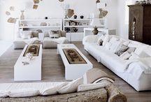 sofá para el living