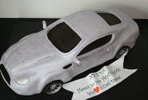 Sculpted Cake Tutorials / Tutorials for sculpted cakes
