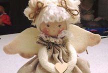 Angeli feltro