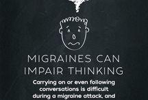Migraine - chronic pain
