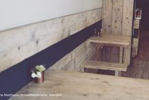 Materialise Interiors PROJECT: Real Patisserie, Western Road, Hove / Interior design for businesses