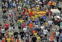 Asheville Marathon & Half Marathon / by Asheville Citizen-Times