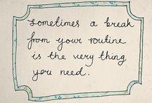 I Love Quotes / by Alexandra Skousen