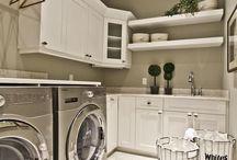 Pralnia i spiżarnia / Urządzanie pomieszczeń do zadań specjalnych