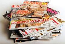 Magazine addict!