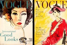 vogue covers... / by The Boutique 411