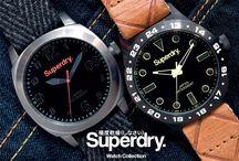 ΝΕΑ ρολόγια SUPERDRY!!!!