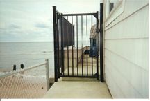 Aluminum Fences / Ornamental aluminum fencing is maintenance-free and available in various styles and colors. It is an attractive addition to your property that is both functional and beautiful and is ideal for pool enclosures and as an accent on masonary walls.
