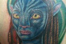 Tattoos we love / My Nyetiri