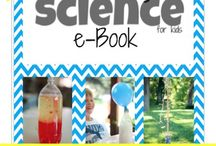 Science for Kids / by Kim Beachley